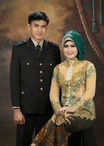 インドネシア 結婚式 スラウェシ Selamat menikah