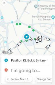 グラブ Grab インドネシア
