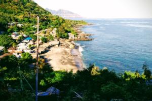 ウディスの家 ラマレラ村 レンバタ島
