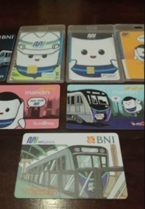 ジャカルタ地下鉄 MRT 乗り方 運賃 ブロックM