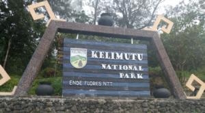 クリムトゥ山 フローレス島 インドネシア ヤルネシアン