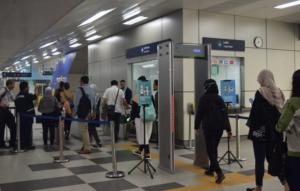ジャカルタ地下鉄 MRT 乗り方 インドネシア ヤルネシアン