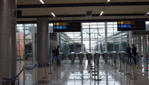 ジャカルタ空港鉄道 インドネシア スカルノハッタ空港 市内 乗り方 行き方 運賃 乗車券 ヤルネシアン