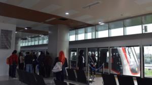 ジャカルタ空港鉄道 インドネシア ヤルネシアン