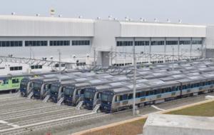ジャカルタ空港鉄道 MRT 乗り方