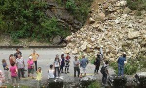 ネパール ラプラック村 地震 ヤルネシアン