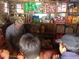 ネパール ダプラック村 地震 ヤルネシアン