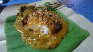 サテパダン パダン料理 インドネシア ヤルネシアン