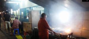 サテ インドネシア料理 屋台 ジャカルタ ヤルネシアン