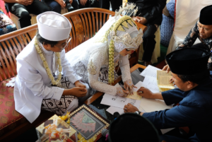 インドネシア 国際結婚