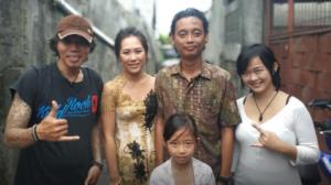 バリ島 インドネシア 国際結婚
