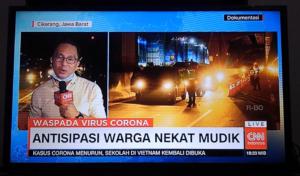 ラマダン コロナウイルス インドネシア