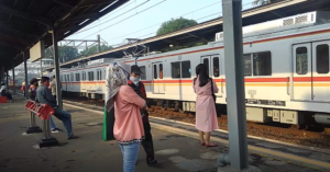 ジャカルタ PSBB インドネシア