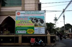 犠牲祭 インドネシア