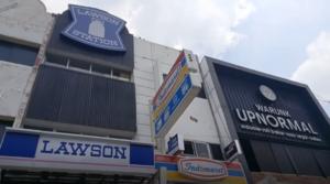 インドネシア コンビニ ジャカルタ