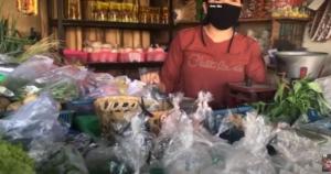 バリ島 ローカル市場